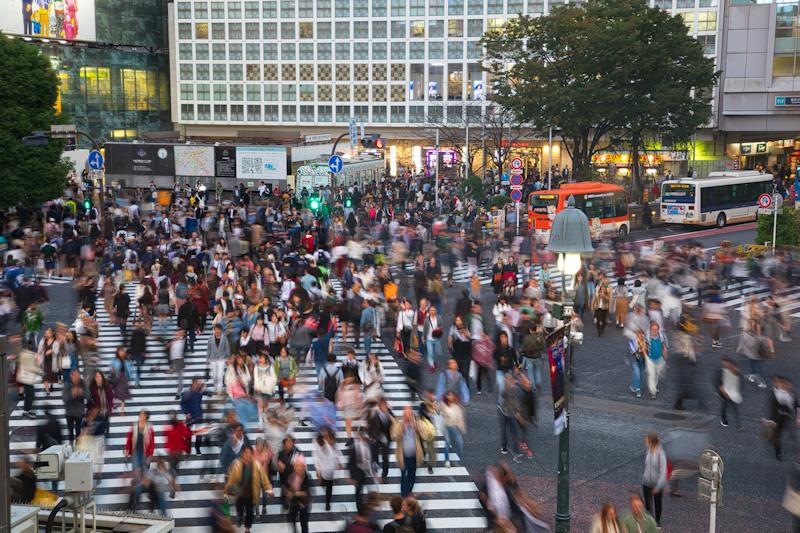 スクランブル 交差点 live カメラ 渋谷